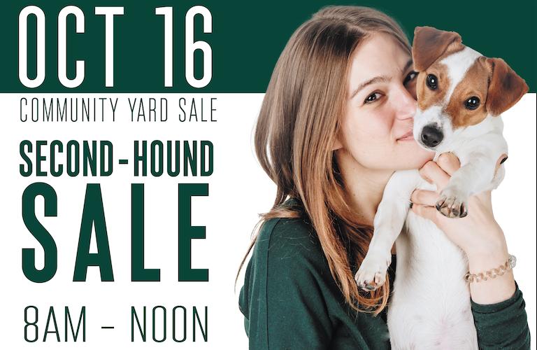 houndslake neighborhood association community yard sale